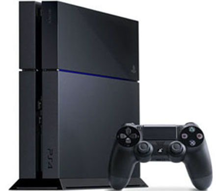 PLAYSTATION 4 500GB + JOYSTICK