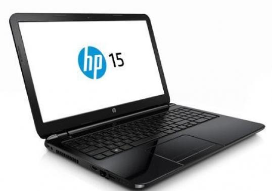 NOTEBOOK HP 15-G035 15.6 AMD A8-6410 2.0GHz 500GB 4GB  DVD-RW WIN8.1