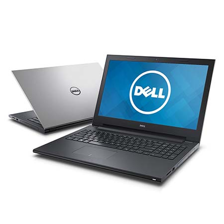 NOTEBOOK DELL INSPIRON 15.6 3543-6000slv I5 5200U 4GB 500GB WIN10